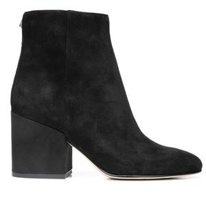 Sam Edelman Taye Suede Boot - 8.5M Black